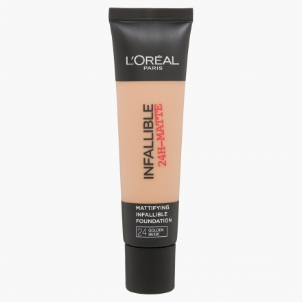 L'Oreal Infallible 24H-Matte Foundation