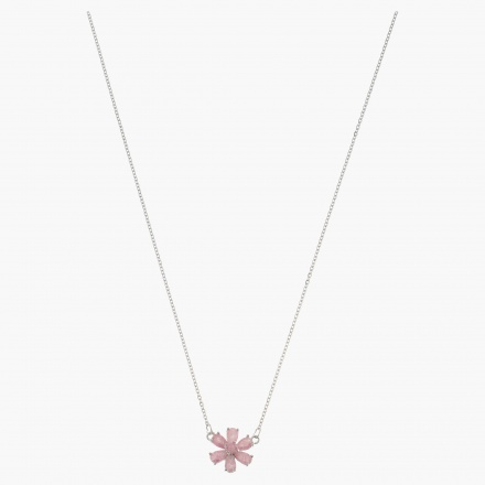Sasha Floral Pendant Necklace