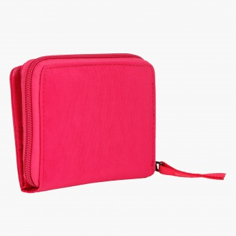 Art Sac Zip Around Wallet