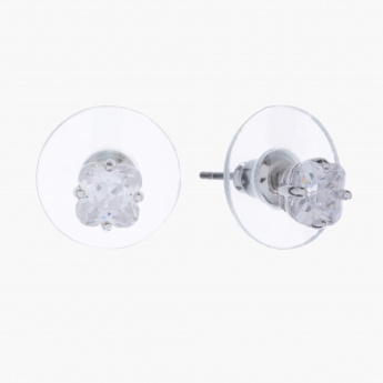 Charlotte Reid Crystal-studded Earrings