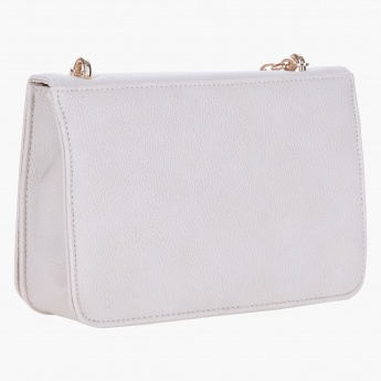 Love Juno Textured Crossbody Bag