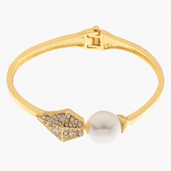 Adore Pearl Bangle