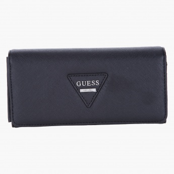 Guess Solid Colour Clutch