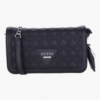 Guess Satchel Crossbody Bag