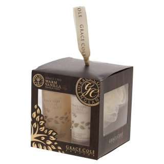 Grace Cole Tranquil Treats Warm Vanilla & Fig Set