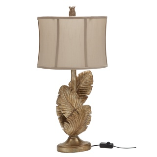 Jane Seymour Leafy Table Lamp