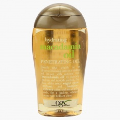 OGX Hydrating Macadamia Oil Dry Styling Oil