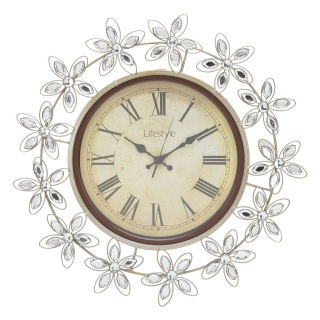 Elite D'Art Decorative Wall Clock