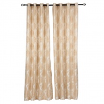 Adore Jacquard Curtains - Set of 2