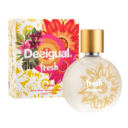 Desigual Fresh EDT- 50ml